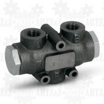 Dzielnik strumienia oleju 10l/min V-EQ15