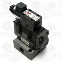 Zawór hydrauliczny przełączający 230V 24V dzielnik