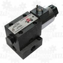 Dzielnik strumienia 3-2 elektryczny 50l/min