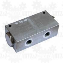 Dzielnik strumienia VDF 50/50 210 Bar