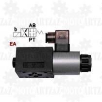 Elektrozawór hydrauliczny suwakowy WE06 * TYP EA * 24V