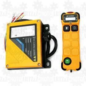 J-K200-12 Sterowanie RADIOWE osi do naczepy ponadgabarytowej 12-24V
