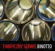 Fabryczny serwis Binotto